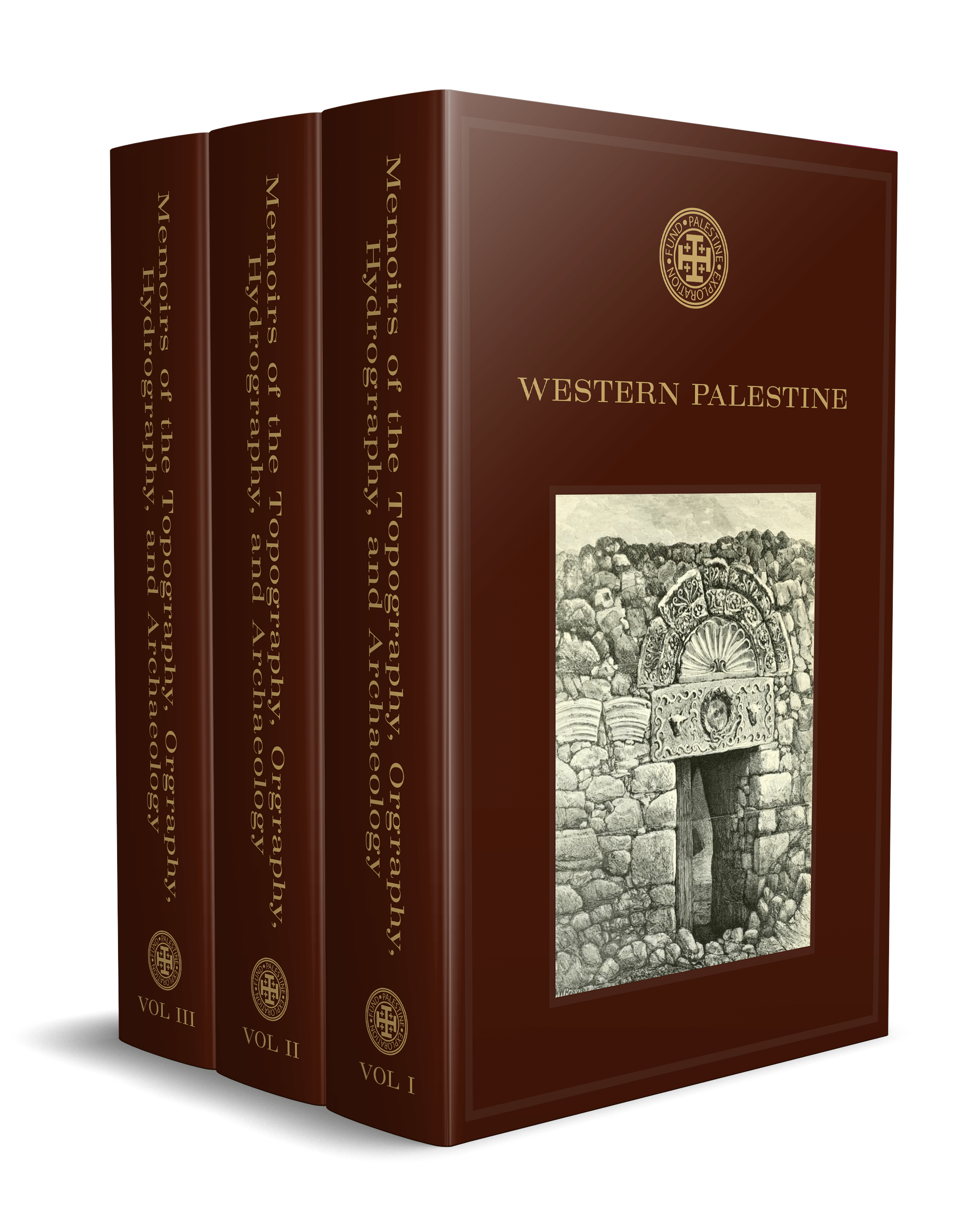 Survey of Western Palestine: Memoirs of the Topography, Orography, Hydrography, and Archaeology