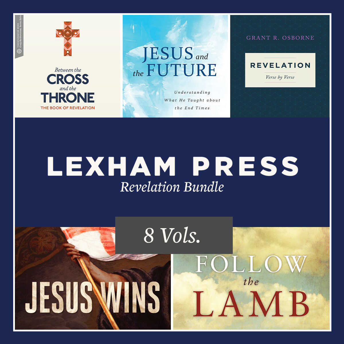 Lexham Press Revelation Bundle (8 vols.)