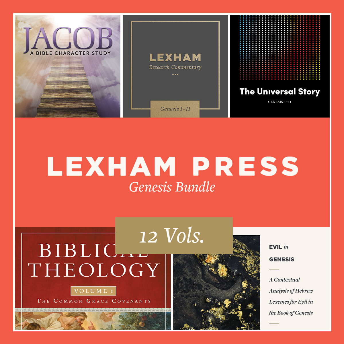 Lexham Press Genesis Bundle (12 vols.)