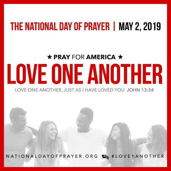 How To Pray For America To Love One Another