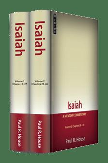 Isaiah, vols. 1 & 2 (Mentor Commentary | MOT)