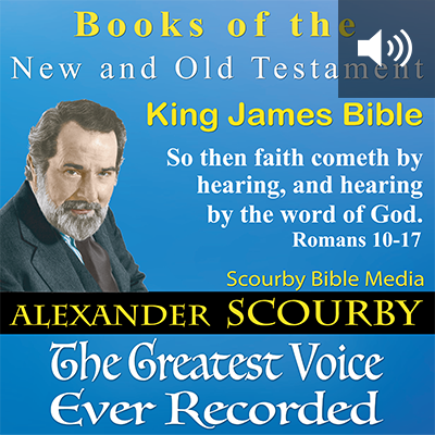 Alexander Scourby KJV (audio)