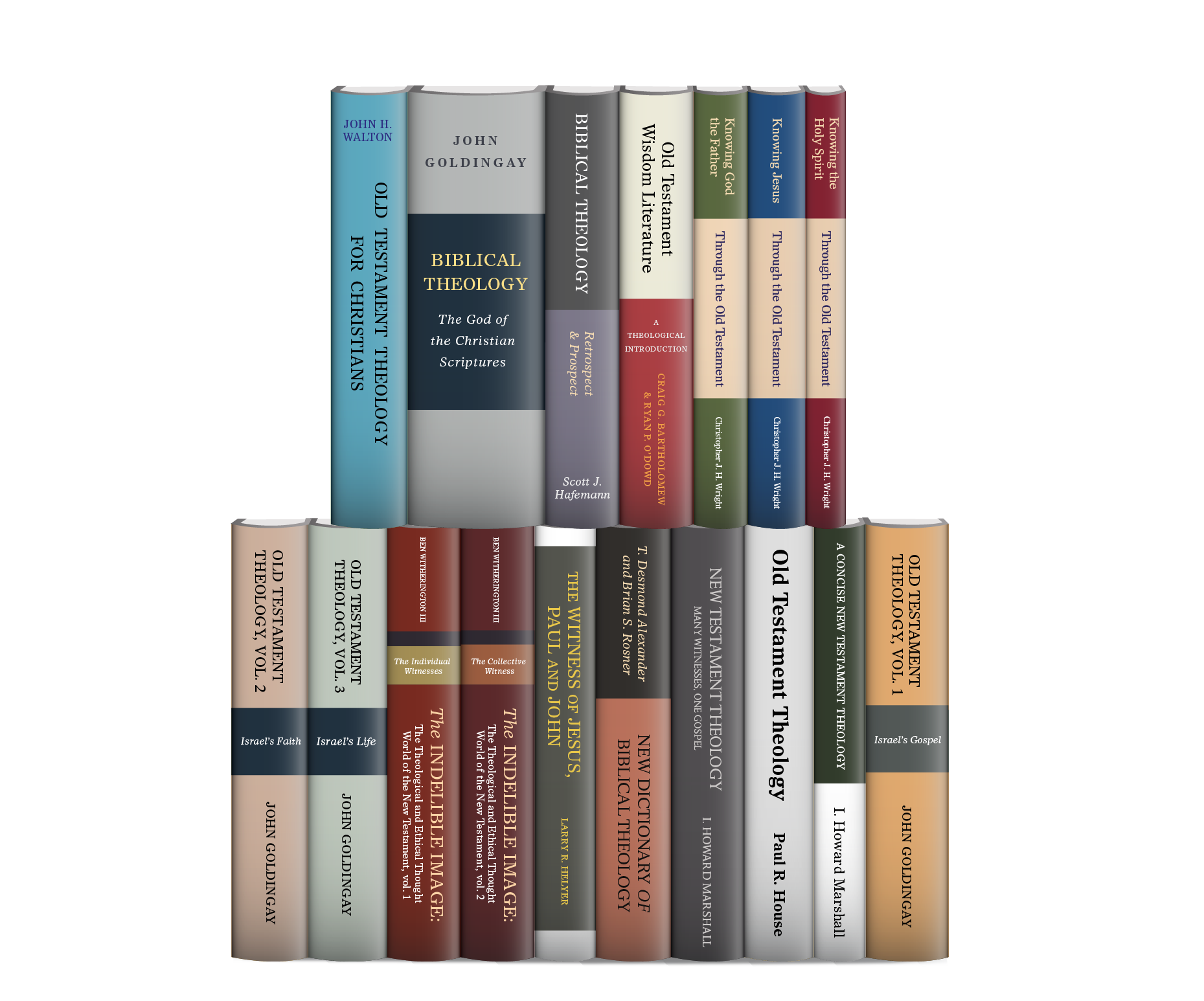 IVP Biblical Theology Collection (17 vols.)