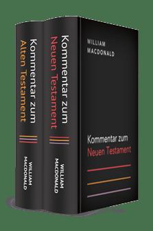 Kommentar zum Alten und Neuen Testament (William MacDonald) (2 Bde.)