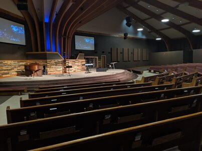 church facility