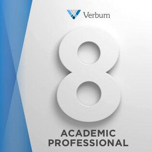 Verbum 8 Academic Professional