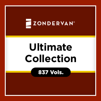 Zondervan Ultimate Collection (837 vols.)