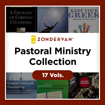 Zondervan Pastoral Ministry Collection (17 vols.)