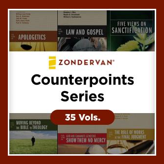 Zondervan Counterpoints Series (35 vols.)