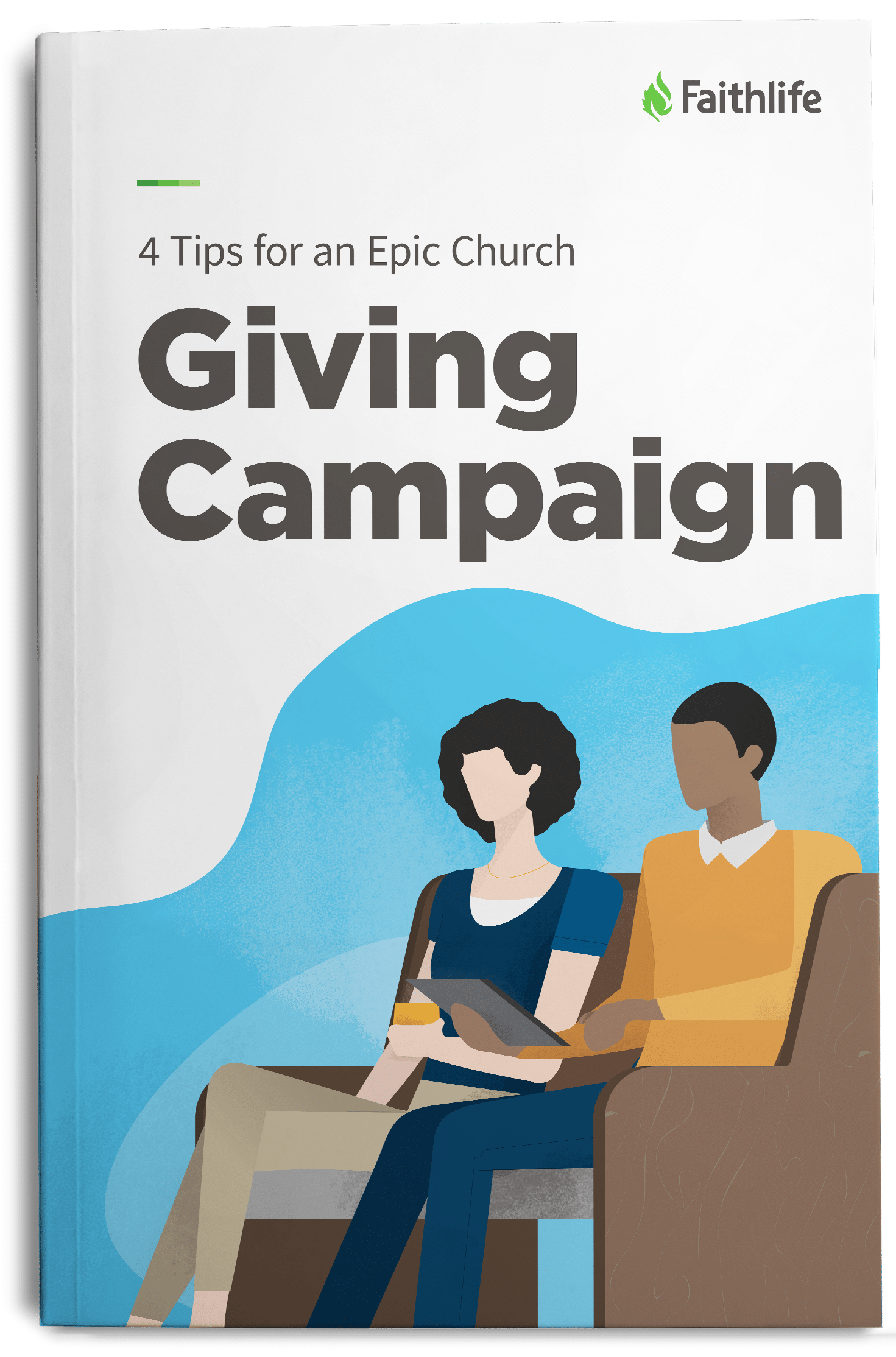 4 Tips for an Epic Church Giving Campaign