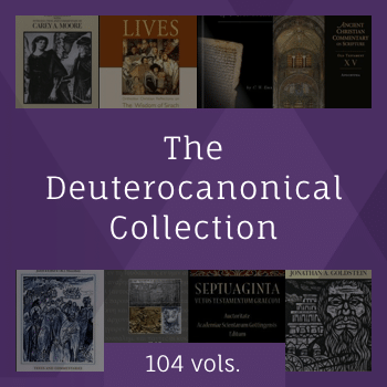 The Deuterocanonical Collection (104 vols.)