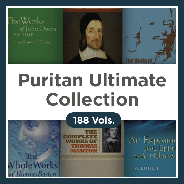 Puritan Ultimate Collection (188 vols.)