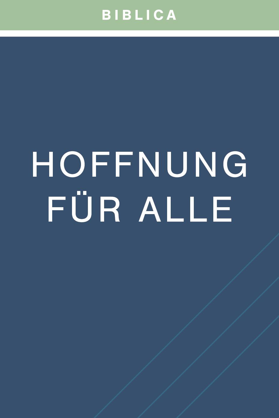 Hoffnung für alle (Hfa)