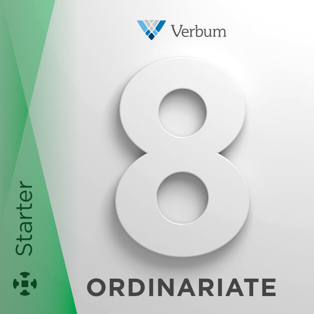 Verbum 8 Ordinariate Starter