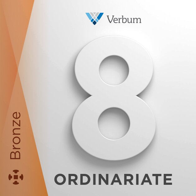 Verbum 8 Ordinariate Bronze