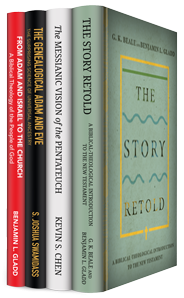 IVP Biblical Theology and Anthropology Collection (4 vols.)
