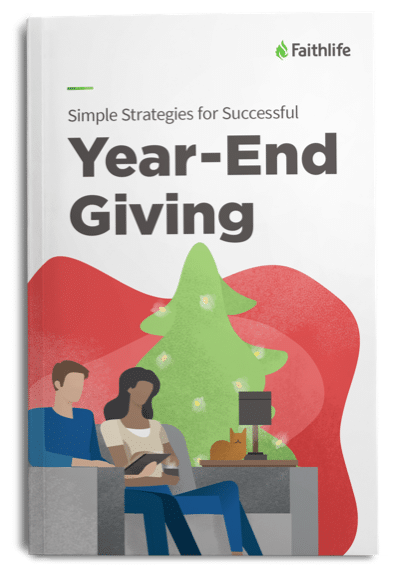 Simple Strategies for Successful Year-End Giving