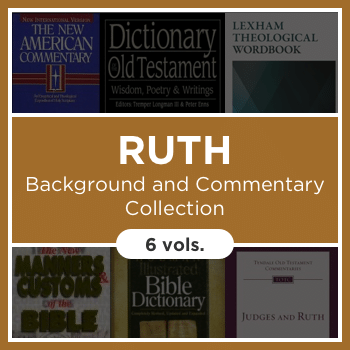 Ruth Background and Commentary Collection (6 vols.)