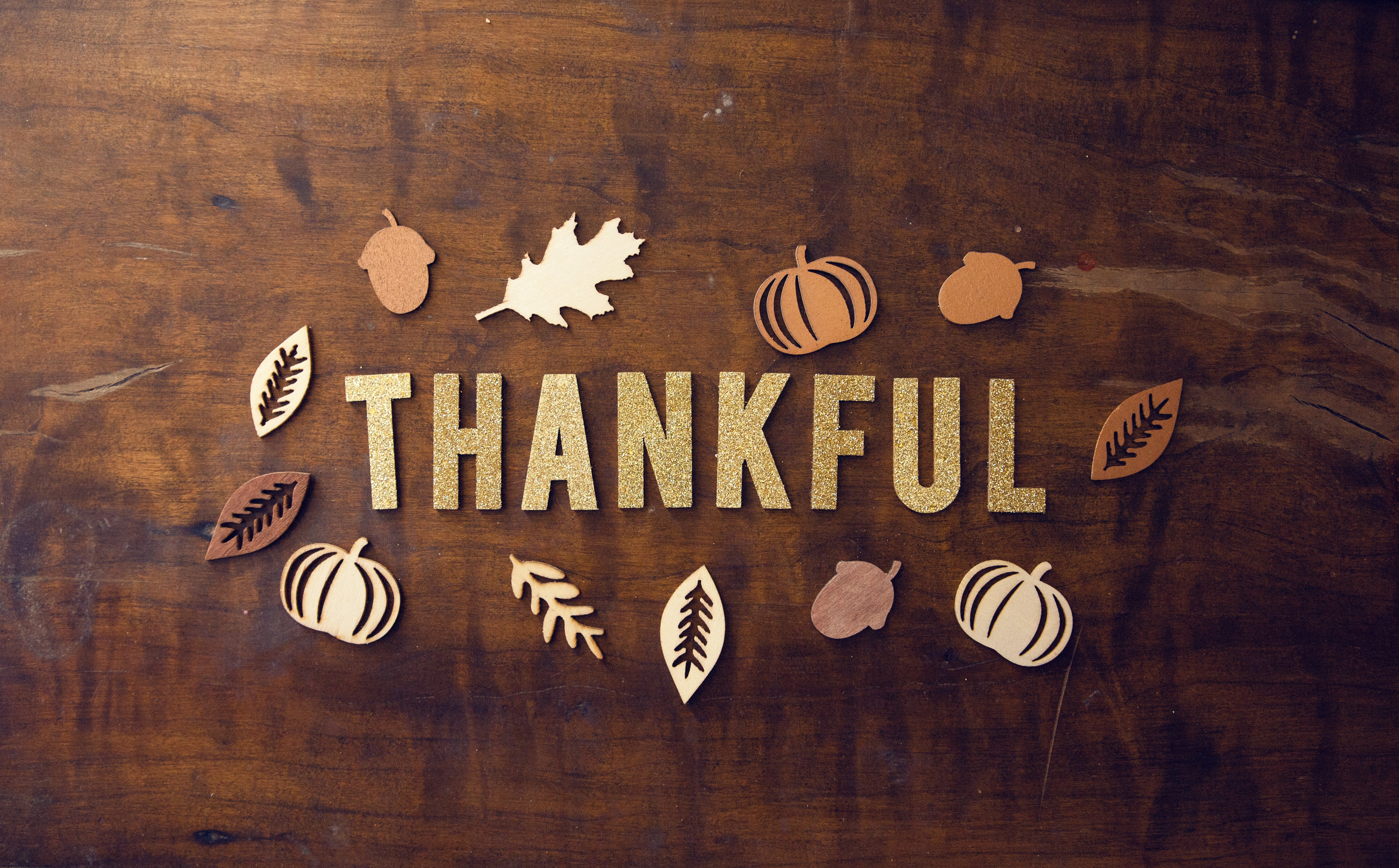 GIVE THANKS BECAUSE THANKSGIVING SPEAKS TRUTH ABOUT GOD!