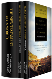 The New Testament in Its World Collection (3 vols.)