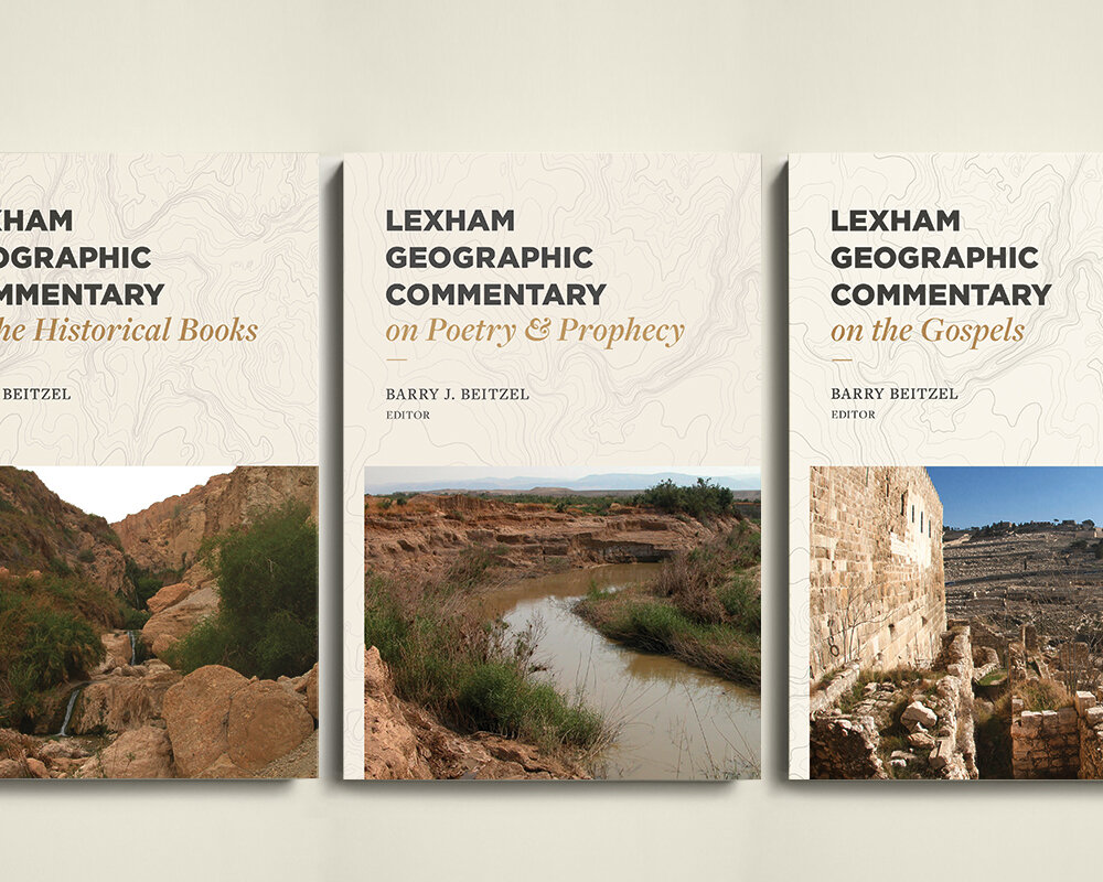 Lexham Geographic Commentaries (5 vols.)