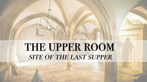 RETURN TO THE UPPER ROOM