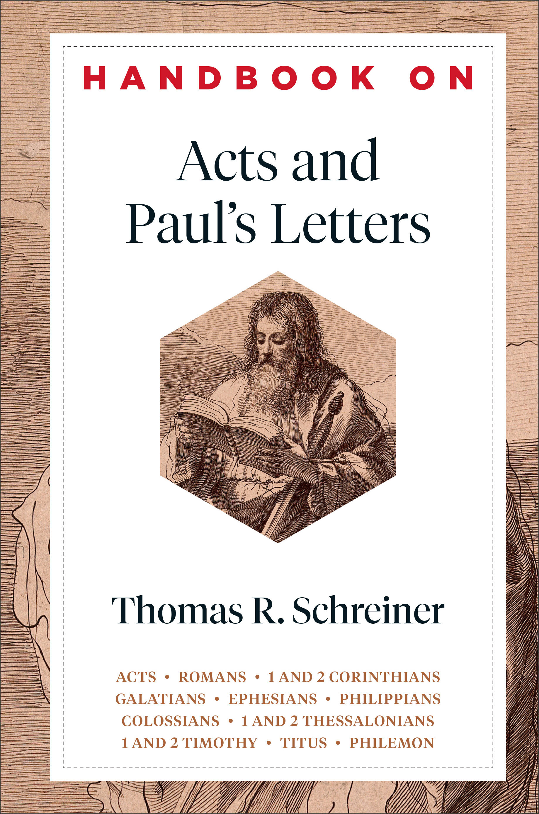 Handbook on Acts and Paul's Letters (Handbooks on the New Testament)