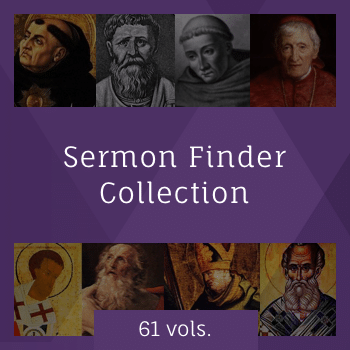 Verbum Sermon Finder Collection (61 vols.)