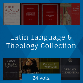 Latin Language & Theology Collection (24 vols.)