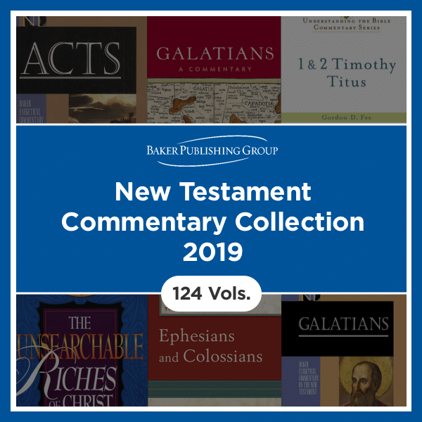 Baker New Testament Commentary Collection (124 vols.)