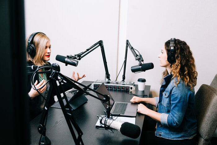 Kristen and Amber - Equipping the Church Podcast