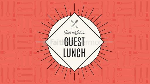 Guest Lunch