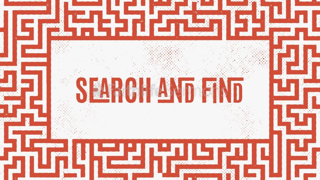 Search and Find 16x9 preview