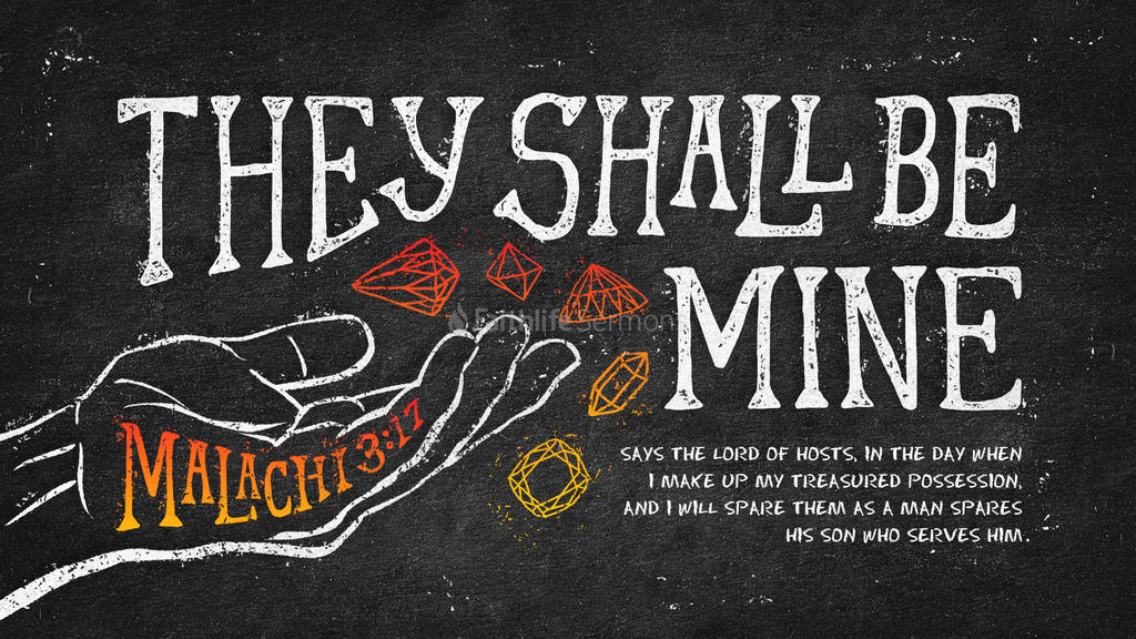Malachi 3:17 large preview