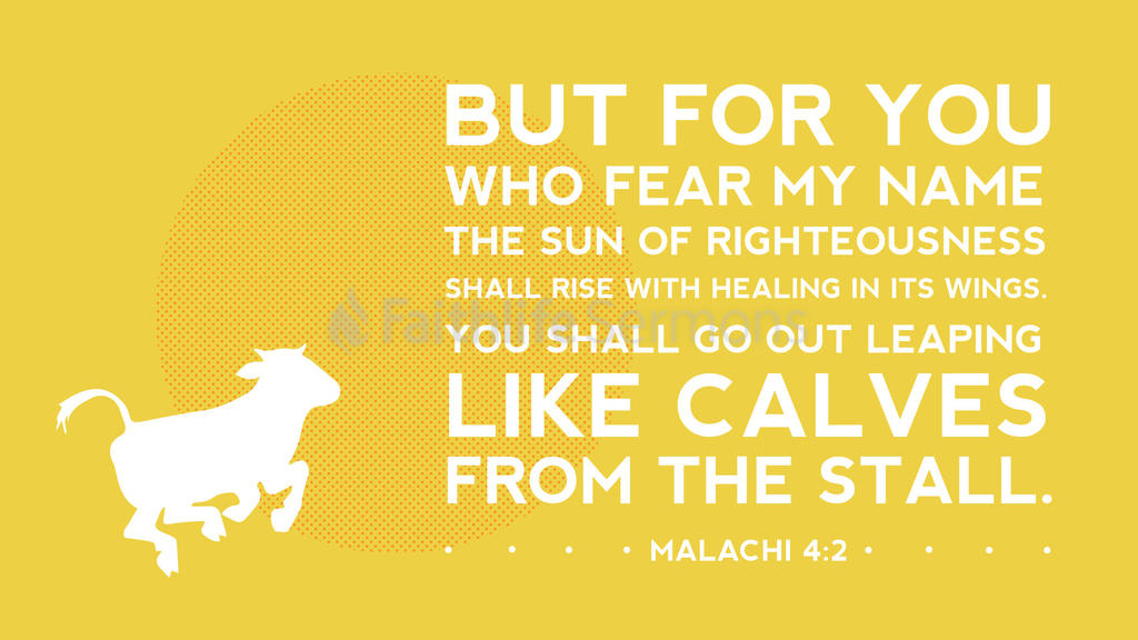 Malachi 4:2 large preview