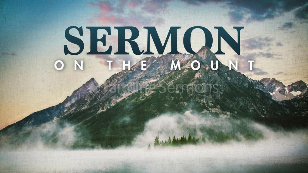 Sermon On The Mount preview