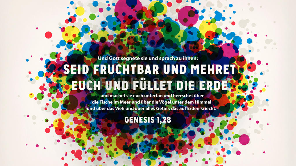 Genesis 1,28 large preview