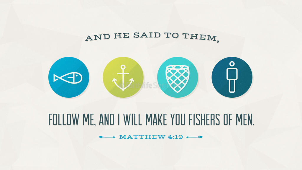 Matthew 4:19 large preview