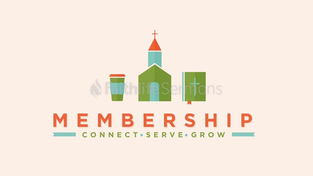 Church Membership large preview