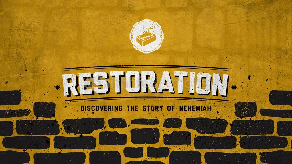 Restoration preview