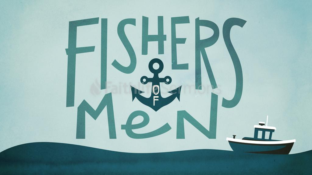 Solitary Boat fishers of men preview