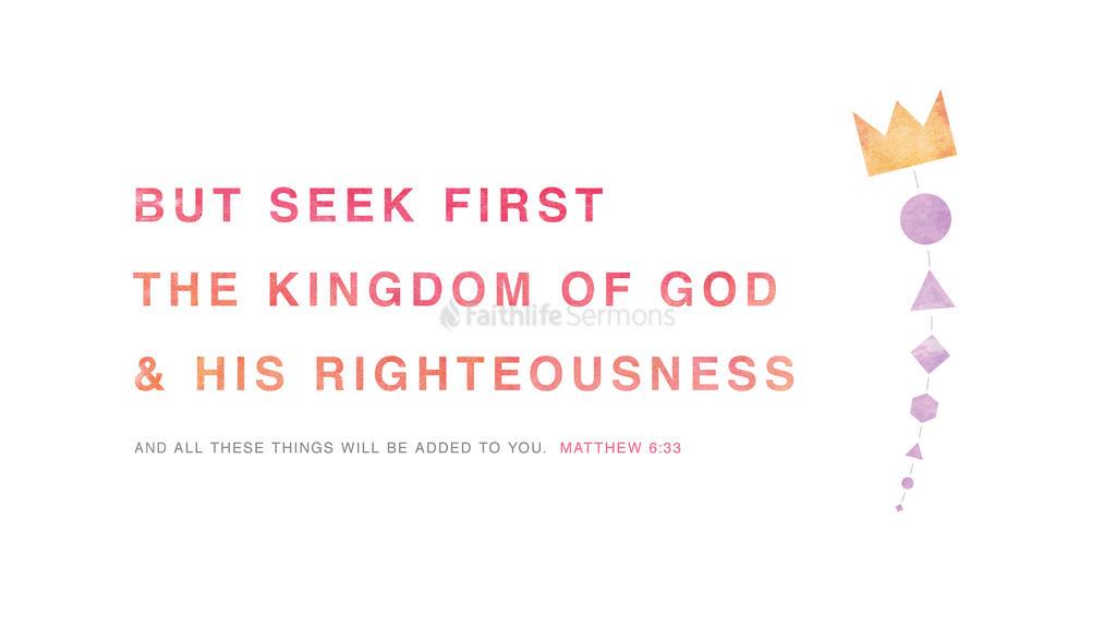 Matthew 6 33 3480 preview