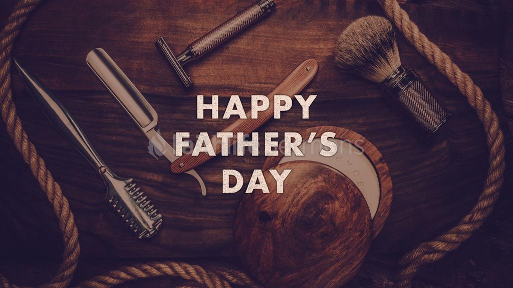 Classic Gentleman happy father's day preview