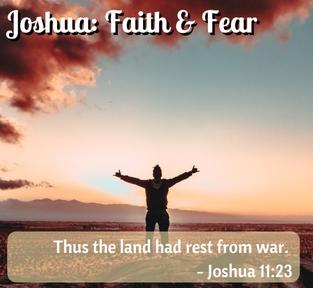 Resting on God's Promises