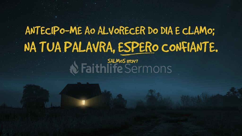Salmo 119 preview