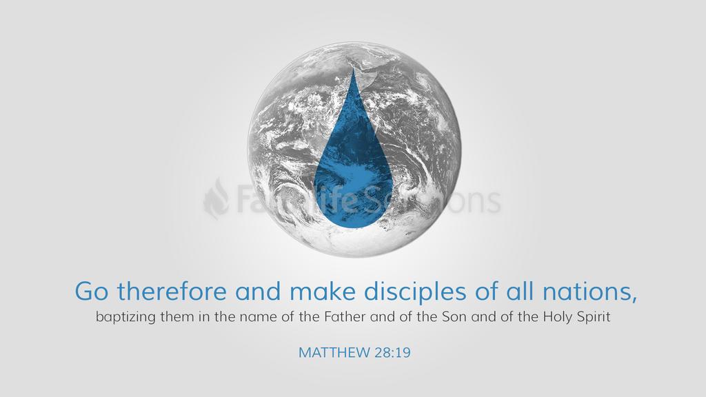 Matthew 28:19 large preview