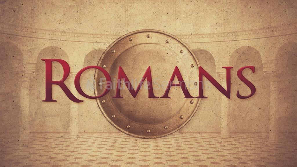 Romans large preview