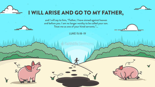 Luke 15:18–19