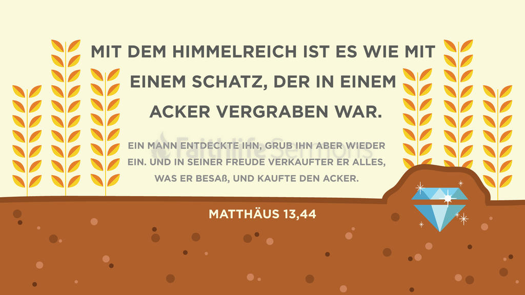 Matthäus 13,44 large preview