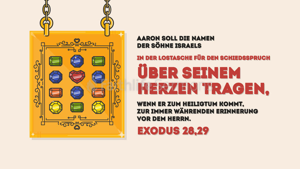 Exodus 28,29 large preview